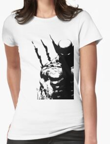 THE BEST AT WHAT I DO T-SHIRT Womens Fitted T-Shirt