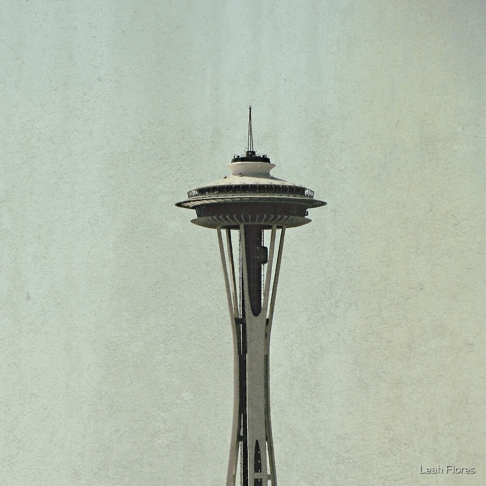 Seattle by Leah Flores