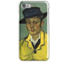 Vincent Van Gogh - Armand Roulin 1888 iPhone Case/Skin