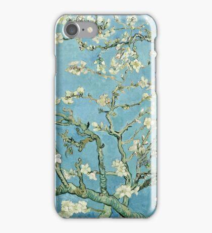 Vincent Van Gogh - Almond Blossom, February 1890 - 1890  iPhone Case/Skin