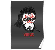 Simian Virus Poster