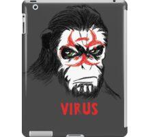 Simian Virus iPad Case/Skin