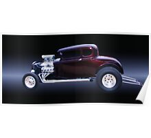 Road Warrior Coupe Poster