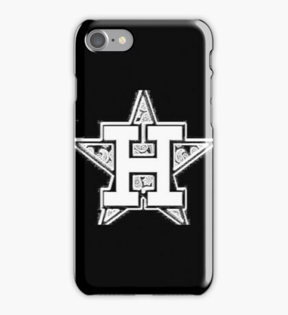 HOUSTON H-TOWN iPhone Case/Skin