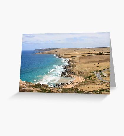 Petrel Cove Greeting Card