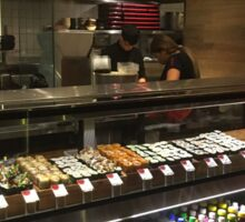 Sushi And More Sticker