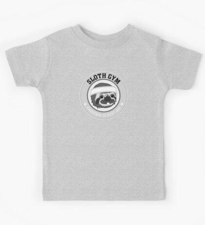 Sloth Gym Kids Tee