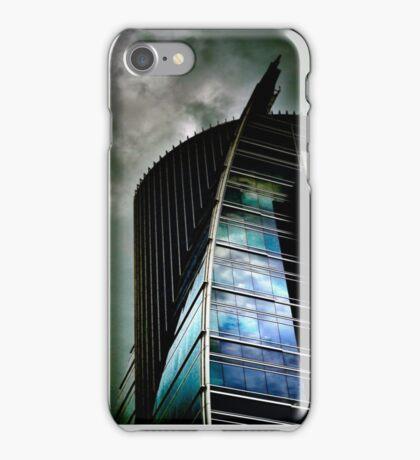 Dallas Building iPhone Case/Skin