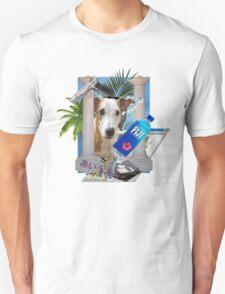 Pupper paradise 04' Unisex T-Shirt