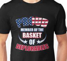 Proud Member of the Basket of Deplorables Unisex T-Shirt