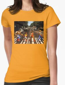 Abbey Road of Rage? Womens Fitted T-Shirt