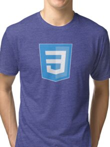 HBO SILICON VALLEY 'CSS3' Tri-blend T-Shirt