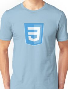 HBO SILICON VALLEY 'CSS3' Unisex T-Shirt