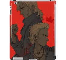 MGS - Kings iPad Case/Skin