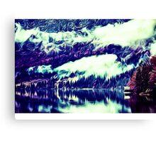 Nysa Canvas Print