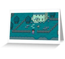 Ness at night Greeting Card