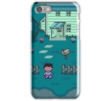 Ness at night iPhone Case/Skin