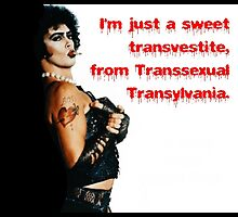 Rocky Horror Picture Show by EclecticDesigns