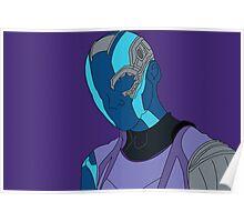 Nebula - Guardians Of The Galaxy Poster