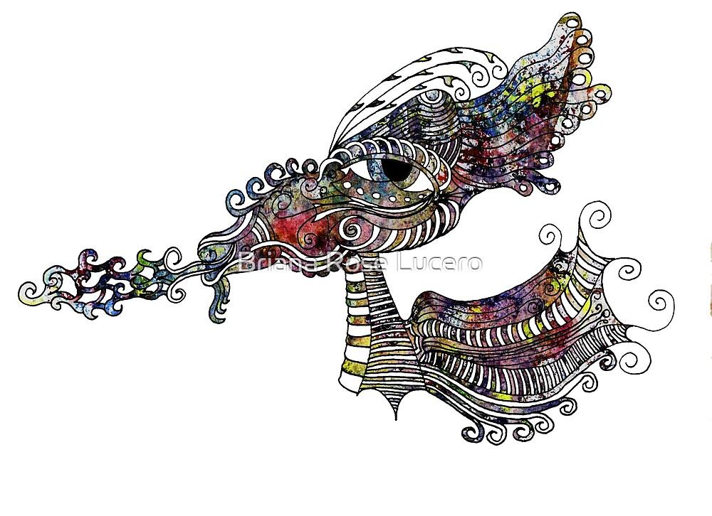 Dragon by Briana Rose Lucero
