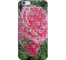 Pink Roses in Anzures 2 Mosaic iPhone Case/Skin