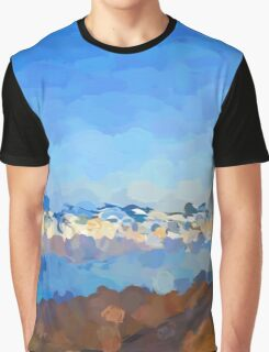 Blue Sea that Belongs to me Graphic T-Shirt
