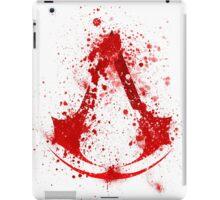 Assassin - BLOOD iPad Case/Skin