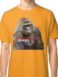 Deplorable Harambe :) Classic T-Shirt