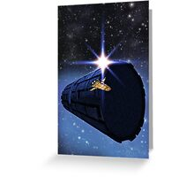 Rendezvous with Rama Greeting Card