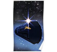 Rendezvous with Rama Poster