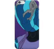 Nebula - Guardians Of The Galaxy iPhone Case/Skin