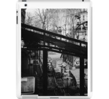Paris - Cafe scene iPad Case/Skin