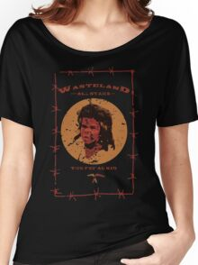WAS - The Feral Kid Women's Relaxed Fit T-Shirt