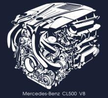 CL500 V8 Kids Tee