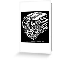 CL500 V8 Greeting Card
