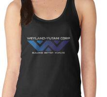 Weyland Yutani - Distressed Gradient Logo Women's Tank Top