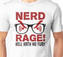 Nerd Rage - Hell Hath No Fury T Shirt Unisex T-Shirt