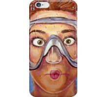 Underwater Mask iPhone Case/Skin