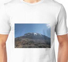 Kilimanjaro in the morning Unisex T-Shirt