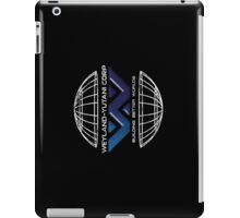 Weyland Yutani - Distressed Bevel Gradient Logo iPad Case/Skin