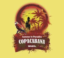 Fantastic and romantic Copacabana by 3vanjava