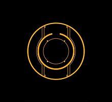 Tron Disc [Orange] by Nemesis96