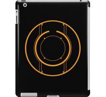 Tron Disc [Orange] iPad Case/Skin