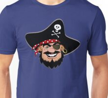 smile pirates Unisex T-Shirt