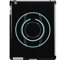 Tron Disc [Blue] iPad Case/Skin