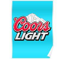 COORS LIGHT LOGO CMPL Poster
