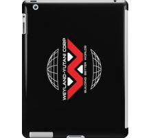 Weyland Yutani - Red Logo iPad Case/Skin