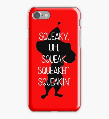 Squeaky iPhone Case/Skin