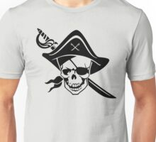 pirates love Unisex T-Shirt