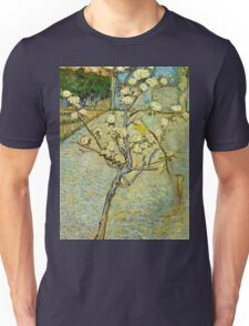 Vincent Van Gogh - Small Pear Tree In Blossom  Unisex T-Shirt